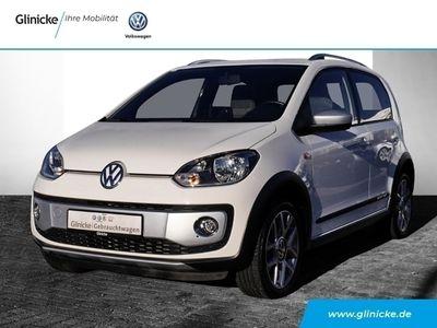 gebraucht VW cross up! up!1.0 Klima Navi Kinders. Vorb.