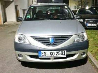 gebraucht Dacia Logan 1.6 MPI mit LPG