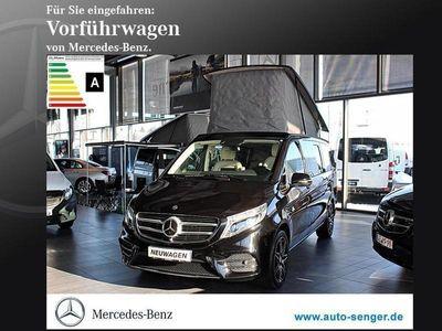 gebraucht Mercedes V250 V-Klassed Marco Polo 4x4 AMG Line LED Comand 360°