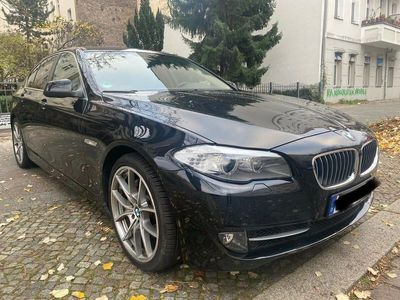 gebraucht BMW ActiveHybrid 5 SD/NACHT/HEAD/SIDE/LANE/KAM/M-FEL als Limousine in Berlin