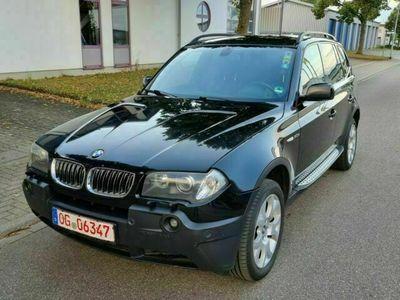 gebraucht BMW X3 Baureihe3.0d TÜV Navi Leder Xenon PDZ