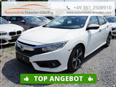 used Honda Civic 1.6I-DTEC Executive*9 Gang*Leder*Spurassist
