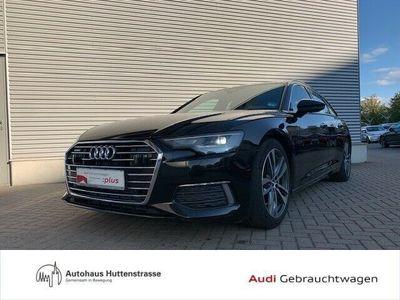 gebraucht Audi A6 Avant design 50 TDI quattro 210 kW (286 PS) 8-stufig tiptronic