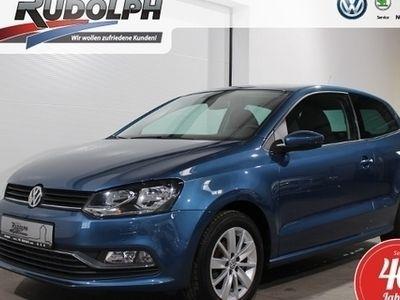 gebraucht VW Polo 1.0 Comfortline KLIMA ALU