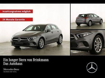 gebraucht Mercedes A200 PROGRESSIVE/LED/NAVI/SHZ/AUTOM Parktronic