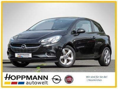 gebraucht Opel Corsa E Innovation ecoFlex 1.4 Turbo 150 PS, Bluetooth