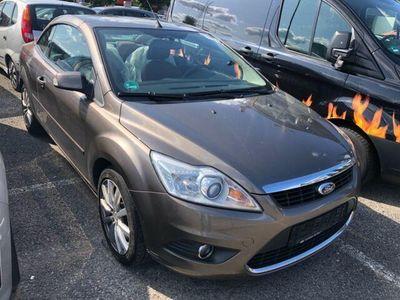 gebraucht Ford Focus Cabriolet Trend,127.000 KM,Klima,1.Hand,Alu-F