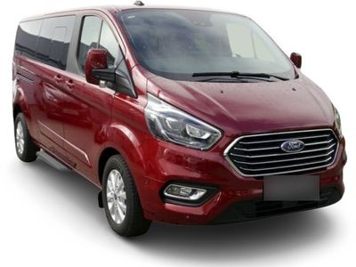 gebraucht Ford Custom Tourneo Custom TourneoL2 Autm. Titanium+Bi-Xenon+ACC+..