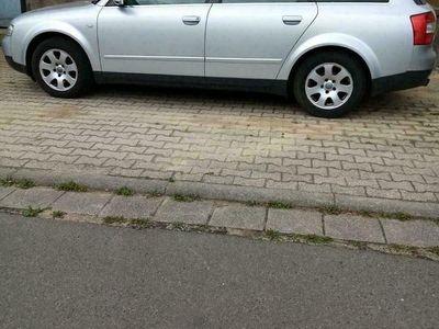gebraucht Audi A4 2.0 Benziner Bj 2003 mit TÜV Moto...