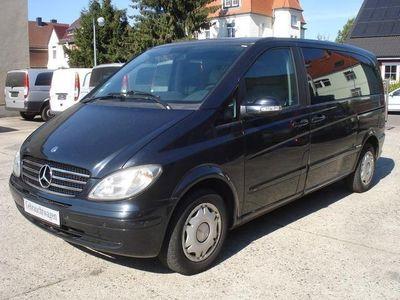 gebraucht Mercedes Viano Trend/6 Sitze/2xSchiebetür
