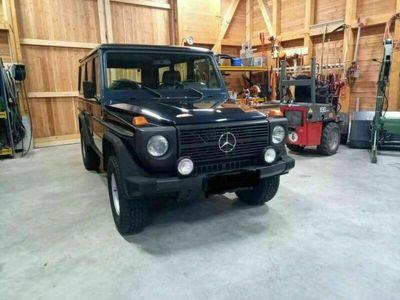 gebraucht Mercedes G290 W461