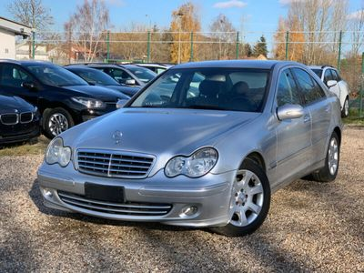 gebraucht Mercedes 170 C 270Cdi*Navi*Autom*Tempom*Leder*