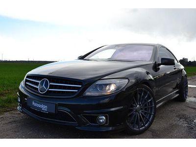 gebraucht Mercedes CL63 AMG AMG DriverPack/Carbon/Keyless/Schiebedach