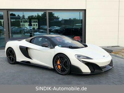 gebraucht McLaren 675LT Spider Carbon-Pack