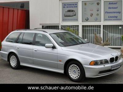 "gebraucht BMW 525 dA Touring ""Xenon+Lenkradhzg.+PDC+SHZ"""