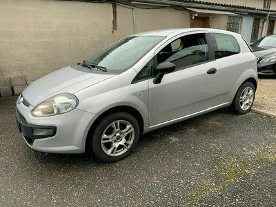 gebraucht Fiat Punto Evo 1.2 Active Klima