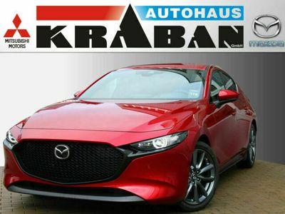 gebraucht Mazda 3 1.8l Diesel 116PS Selection Design Active BOSE