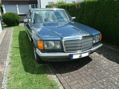 gebraucht Mercedes 380 Limosine als Limousine in Lauingen