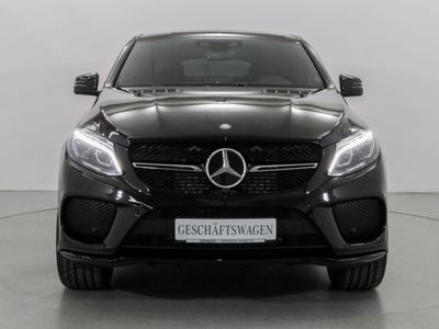 gebraucht Mercedes GLE350 d 4M Coupé AMG Night Panorama 360°K. AHK