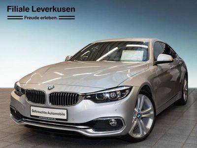 gebraucht BMW 430 Gran Coupé 4er i Luxury Line