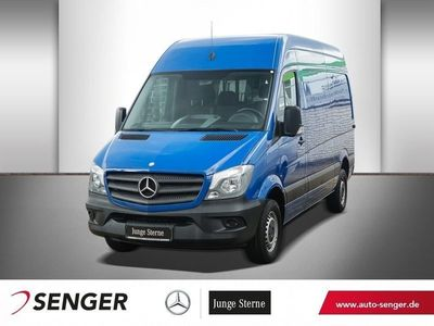 gebraucht Mercedes Sprinter 316 CDI H-Kasten,Klima,Navi,AHK,Kamera