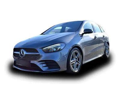 gebraucht Mercedes B200 d AMG Sport MBux NaviPrem Wide LED IHC SHZ