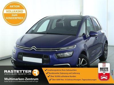 gebraucht Citroën C4 Picasso 2.0 BlueHDi 150 Selection Pano Navi PDC Klimaaut Keyless Nebel LMF Temp