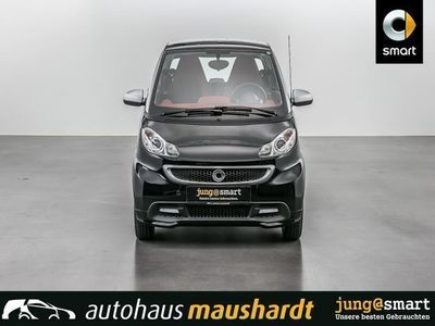 gebraucht Smart ForTwo Coupé passion FINAL EDITION F1 LED TEMPO