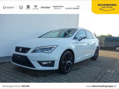 gebraucht Seat Leon ST 1.4 TSI ACT 150 PS FR SHZ EPH PANORAMA