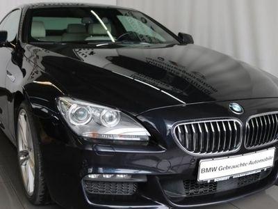 gebraucht BMW 640 d xDrive M Sportpaket Head-Up HK HiFi DAB