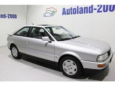 gebraucht Audi Coupé 2.0 Cóupe Automatik-Scheckheftgepflegt