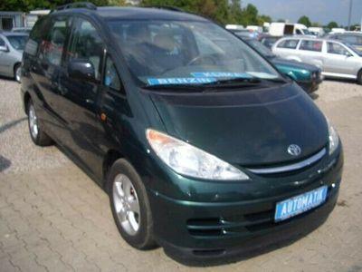 used Toyota Previa 2.4 linea luna *7 Sitze* AUTOMATIK*