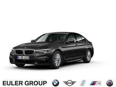 used BMW 530 d Limousine Leder LED Navi Keyless e-Sitze HUD ACC