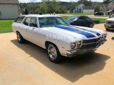 gebraucht Chevrolet Chevelle Wagon