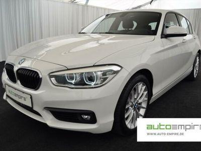 gebraucht BMW 118 dA LED/NAVI-BUSINESS/17-ZOLL