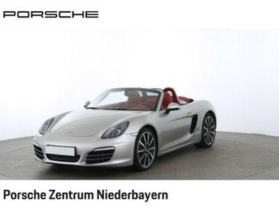 gebraucht Porsche Boxster (981) | sehr gepflegt |