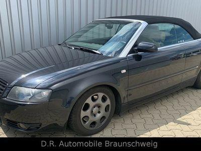 gebraucht Audi A4 Cabriolet 2.4 S-Line Leder