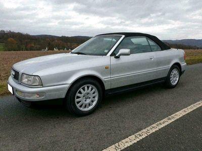 gebraucht Audi 80 1.9 TDi Cabrio 1.Hand Originalzustand