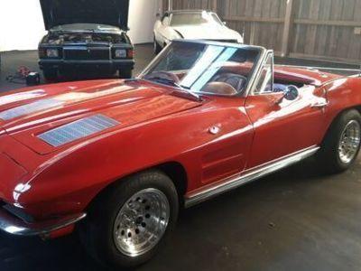 gebraucht Corvette C2 Cabrio
