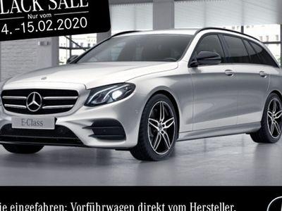 gebraucht Mercedes E200 4M AMG Line LED Night Kamera Totwinkel PTS