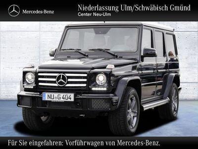 gebraucht Mercedes G500 L Sport Comand Bi-Xenon SHD Standh. PTS