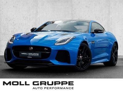 gebraucht Jaguar F-Type Coupe SVR AWD 5.0 L V8 Sportabgas