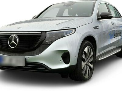 gebraucht Mercedes C400 EQC 400 4M Edition 1886 SHZ PTS KAMERA NAVI LED