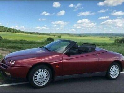 gebraucht Alfa Romeo Spider 2.0 16V Twin Spark L als Cabrio/Roadster in Gießen