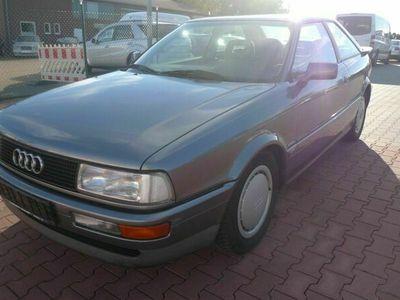 gebraucht Audi Coupé 2.0 TÜV NEU 1.HAND 120 TKM....