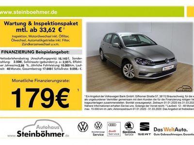 gebraucht VW Golf Comfortline 1.4TSI DSG Navi ACC SHZ ParkPil
