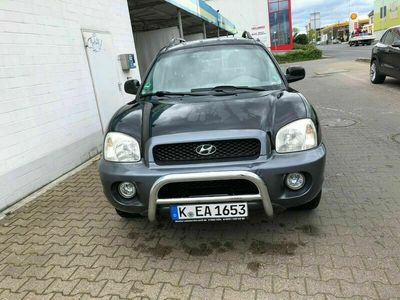 gebraucht Hyundai Santa Fe 2.4 GLS