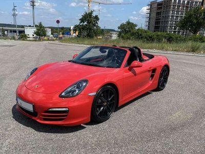 gebraucht Porsche Boxster PDK