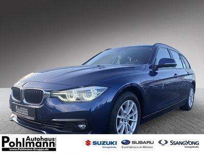 gebraucht BMW 320 i Touring Steptronic Advantage 2.0 LED/NAVI/Business Paket/PDC/Sitzheizung