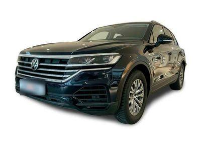gebraucht VW Touareg 3.0 l V6 TDI/Leder/Luftfederung/LED/Navi/ACC